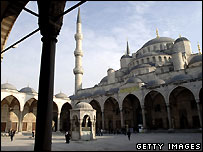 Turkey's Blue Mosque