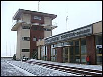 Szymany airport