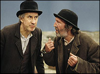 Channel 4 production of Waiting for Godot