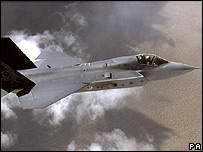 Lockheed Joint Strike Fighter