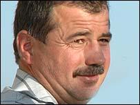 Maria's father Mihai