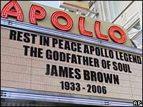 The Harlem Apollo