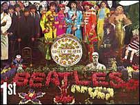 Portada de Sgt. Pepper's Lonely Hearts Club Band.