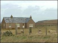A rural croft