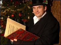 Ebenezer Scrooge (pic: Historic Scotland)