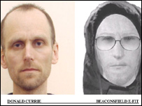 Donald Currie, and the e-fit of the suspect