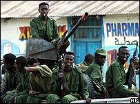 Сомалийские войска