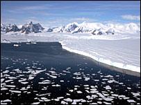 Antártica (Misión Británica en Antártica)