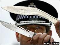 Knife amnesty, 2006