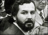 Rodolfo Almiron in 1973