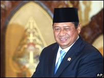 Indonesia President Susilo Bambang Yudhoyono (file image)