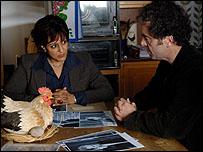 Meera Syal and James Nesbitt in Jekyll