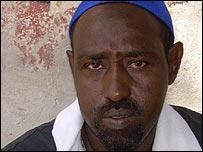 Mogadishu resident Abdullahi Aden