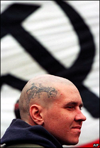 Russian skinhead
