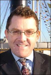 Matthew Tanner, MBE