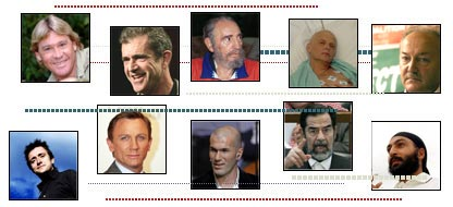 Faces of the year (men)