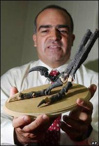 Fernando Novas, investigador del Museo Argentino de Ciencias Naturales
