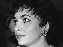Gina Lollobrigida in 1956