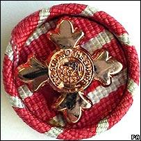 Honours emblem