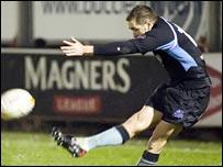 Glasgow's Dan Parks