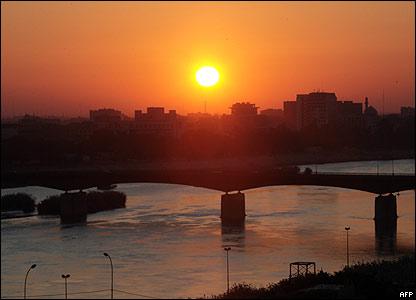 Amanecer Bagdad�