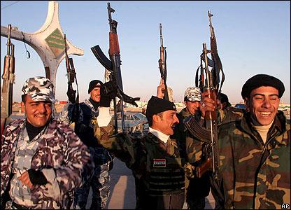 Soldados Iraqu�es