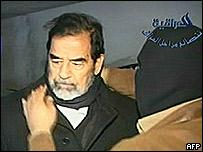 Saddan Hussein