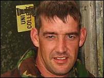 Sergeant Graham Hesketh [Picture MoD]
