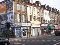 Holloway Road, London