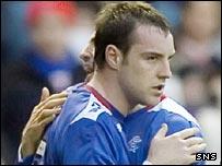 Kris Boyd scored on his return for Rangers
