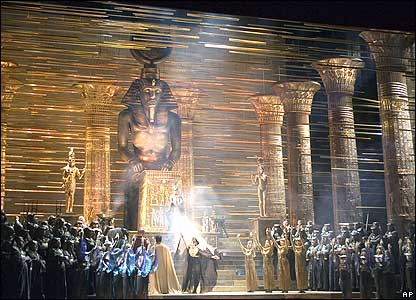Scene from Aida