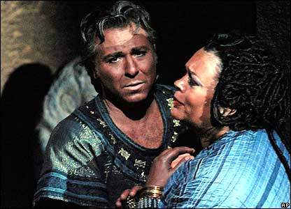 Radames and Aida