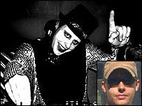 Daniel Kings as DJ in 1998 and (inset) today