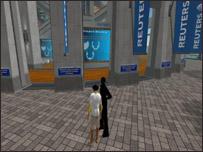 العالم الافتراضي سكند لايف عالم الحرية.