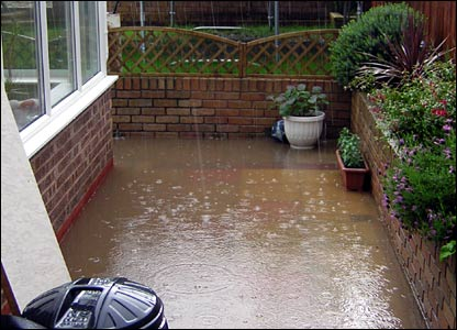 Flooding in Telford