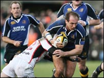 Leinster v Ulster action