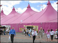 Maes Eisteddfod Abertawe 2006