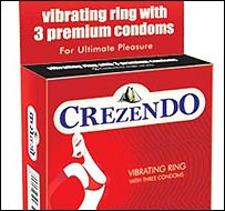 Crezendo condoms
