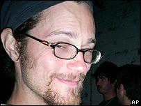 Bradley Roland Will, periodista neoyorquino que murió en Oaxaca.