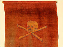 The Jolly Roger - copyright University of Southampton