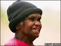Aborigen australiana