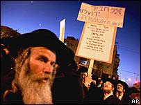 Аресты во время гей-парада в Иерусалиме
