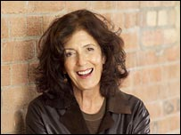 Anita Roddick, founder of The Body Shop