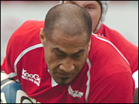 Inoke Afeaki joined the Scarlets in 2005