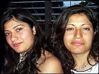 Kamila and Karina Kaya