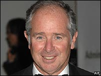 Blackstone chief executive Steve Schwarzman