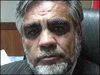 Urban Development Minister Mohammad Yousaf Pashthun