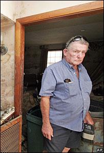 New Orleans resident Joe Middleton
