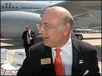 Ron Sugar, chief executive, Northrop Grumman