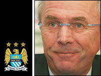 Former England manager Sven-Goran Eriksson has had talks with Thaksin Shinawatra
